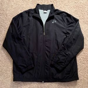 Men's Nike Black Activewear Jacket